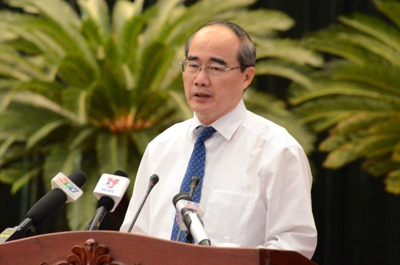 Bí thư Thành ủy yêu cầu xem lại giải ngân dự án chống ngập - ảnh 1