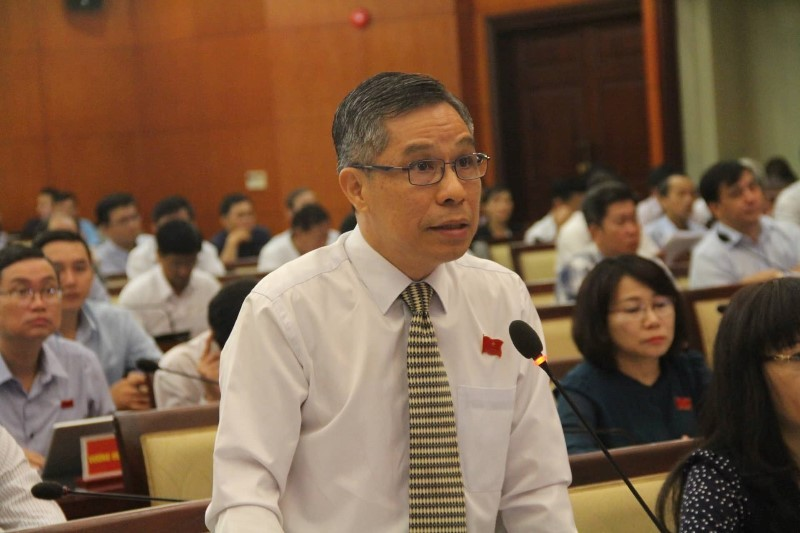 HĐND TP.HCM đang chất vấn các lãnh đạo chủ chốt - ảnh 2