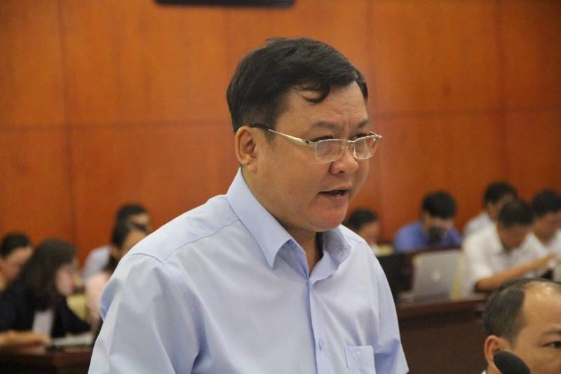 HĐND TP.HCM đang chất vấn các lãnh đạo chủ chốt - ảnh 3
