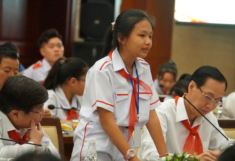Học sinh TP.HCM đề xuất bỏ thi xếp hạng trong lớp - ảnh 2