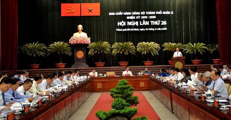 Toàn văn thông báo về Hội nghị Thành ủy TP.HCM lần thứ 26 - ảnh 2