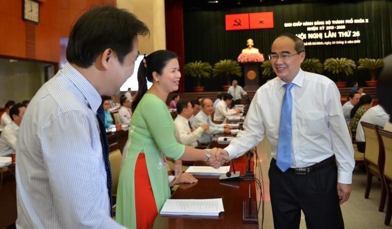 Toàn văn thông báo về Hội nghị Thành ủy TP.HCM lần thứ 26 - ảnh 3