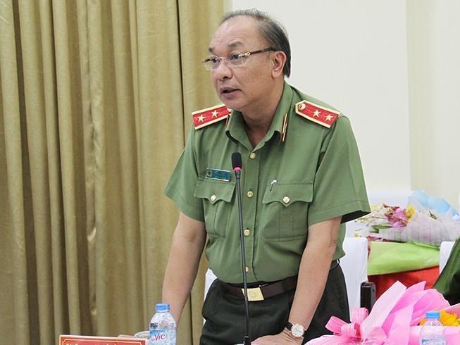 Tướng Lê Đông Phong nói về xu hướng tội phạm ma túy - ảnh 1