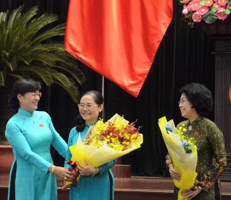 Phó Bí thư Nguyễn Thị Lệ được bầu làm Chủ tịch HĐND TP.HCM - ảnh 2