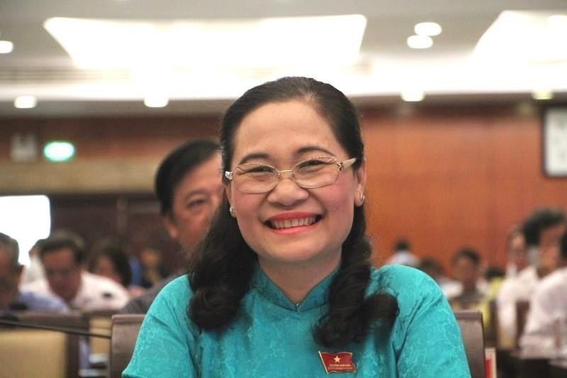 Dự kiến giới thiệu bà Nguyễn Thị Lệ làm Chủ tịch HĐND TP.HCM - ảnh 1