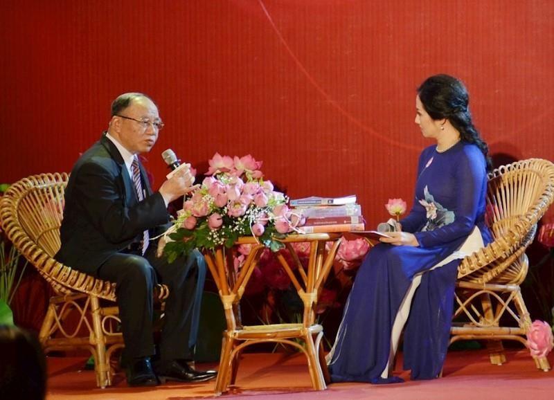 Di chúc của Chủ tịch Hồ Chí Minh - nguồn sáng dẫn đường - ảnh 2