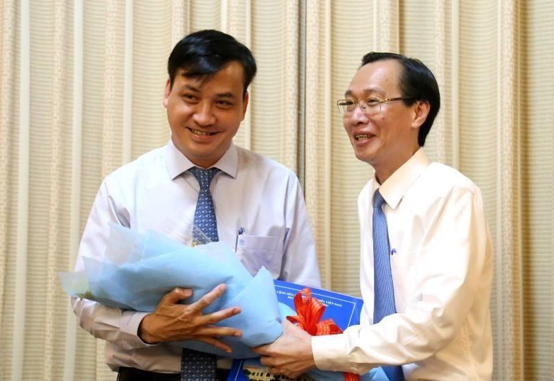 Ông Lê Hòa Bình làm Giám đốc Sở Xây dựng TP.HCM - ảnh 1