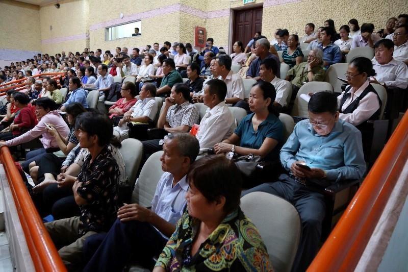 Cử tri quận 2 tiếp tục nêu ý kiến về dự án Thủ Thiêm - ảnh 3