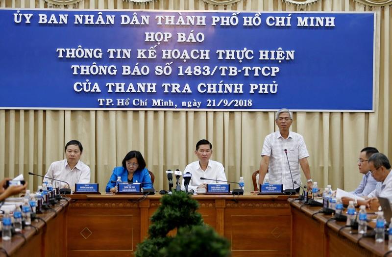 Giới thiệu ông Võ Văn Hoan làm Phó Chủ tịch UBND TP.HCM - ảnh 1