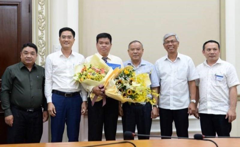 Ông Bùi Hòa An làm Phó Giám đốc Sở GTVT TP.HCM - ảnh 1