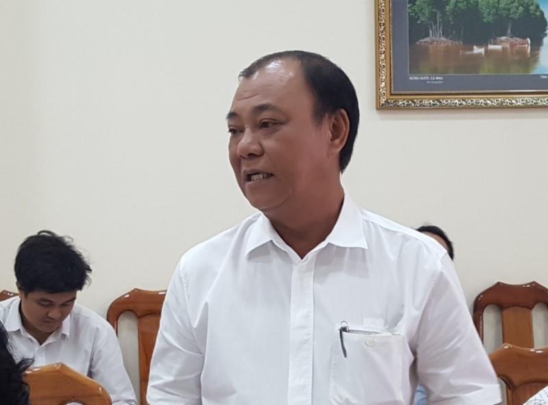 Tổng Giám đốc, Chủ tịch Hội đồng thành viên Sagri bị kỷ luật - ảnh 1