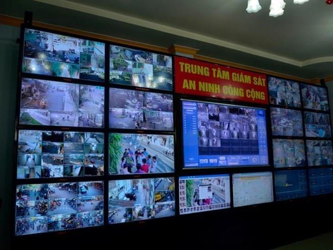 TP.HCM lắp camera quan sát tầm xa ở nhiều nơi trọng yếu - ảnh 1