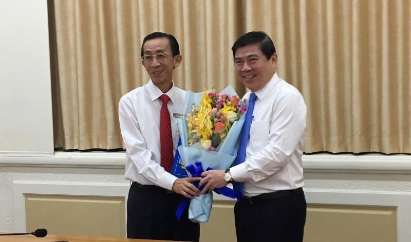 Ông Trần Hoàng Ngân được bổ nhiệm chức vụ mới - ảnh 1