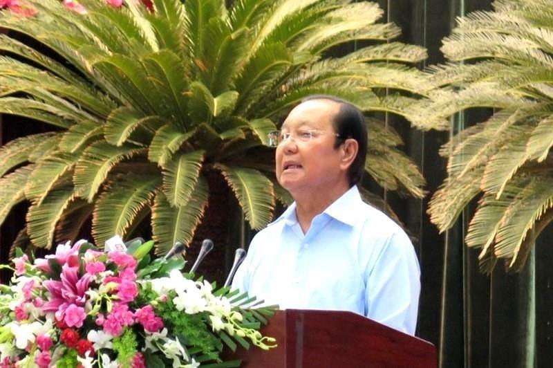Ông Lê Thanh Hải: Kiên quyết đấu tranh phòng, chống tham nhũng - ảnh 2