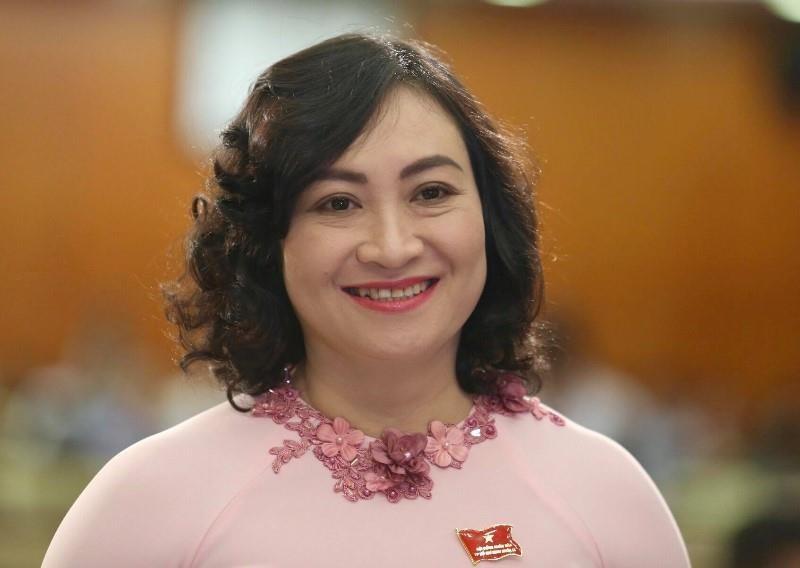 Bà Phan Thị Thắng đắc cử Phó chủ tịch HĐND TP.HCM  - ảnh 1