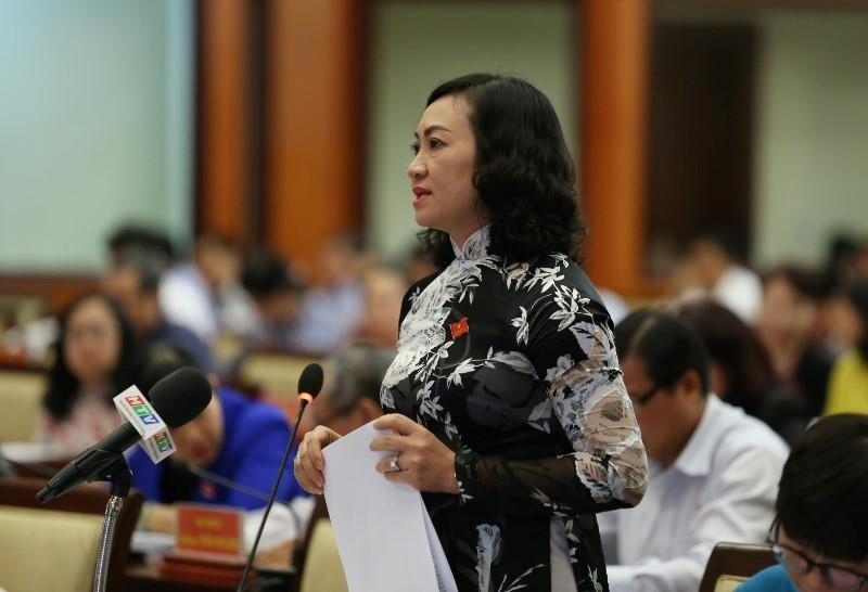 Bà Phan Thị Thắng được giới thiệu làm Phó Chủ tịch HĐND TP.HCM - ảnh 1