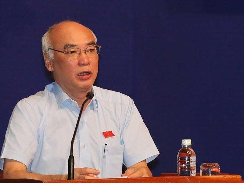 Thành ủy TP.HCM có thêm 3 ủy viên Ban Thường vụ - ảnh 1