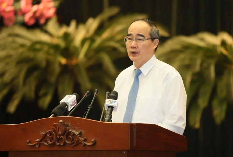 TP.HCM sẽ bầu bổ sung ủy viên Ban Thường vụ Thành ủy - ảnh 1