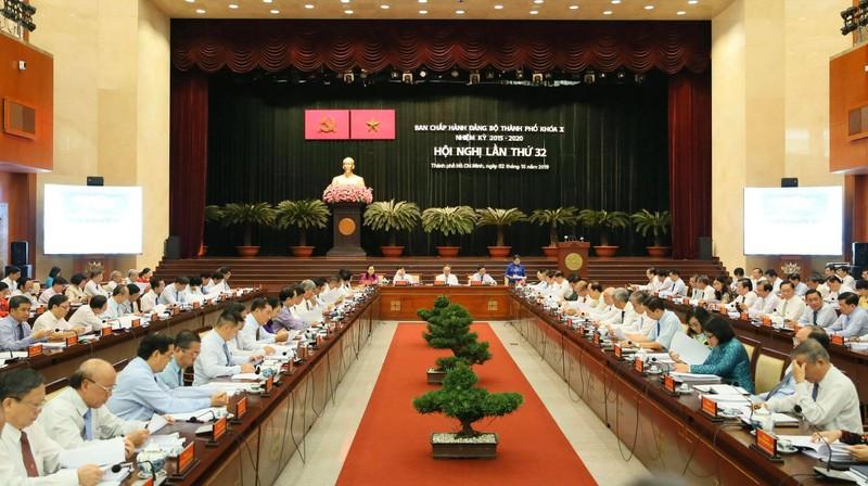 TP.HCM sẽ bầu bổ sung ủy viên Ban Thường vụ Thành ủy - ảnh 2