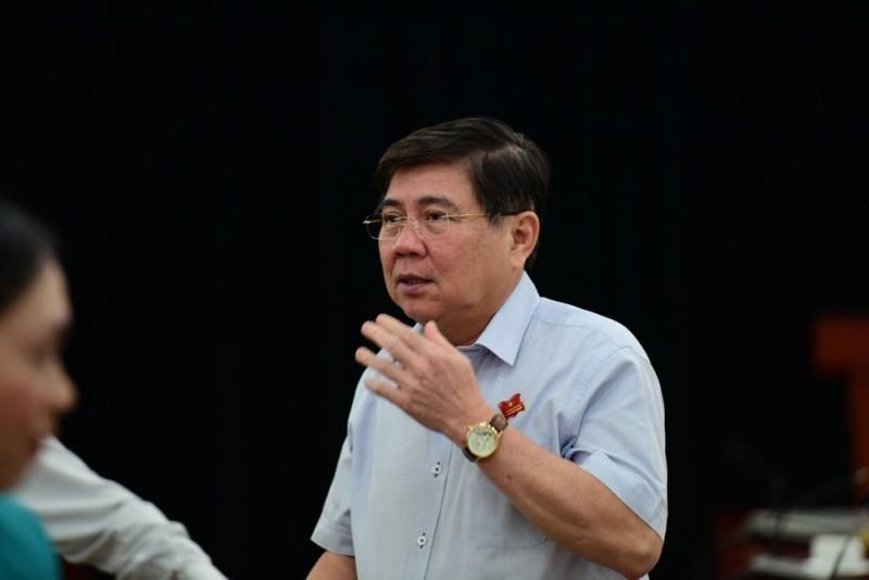Chủ tịch UBND TP.HCM: Chấn chỉnh quyết liệt xây dựng sai phép - ảnh 2