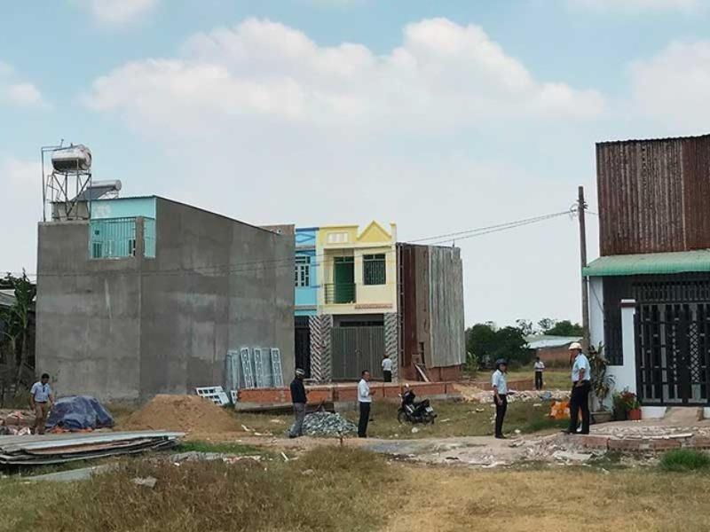 Xây dựng trái phép ở TP.HCM giảm gần 37%  - ảnh 1