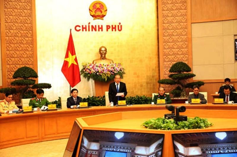 Phó Thủ tướng: Ùn tắc ở TP.HCM và Hà Nội gia tăng trở lại - ảnh 1