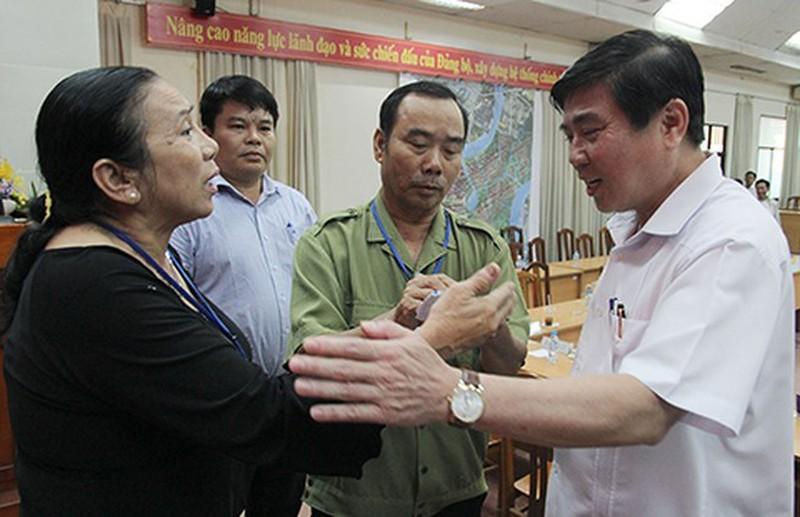 TP.HCM hoãn đối thoại với người dân Thủ Thiêm - ảnh 1