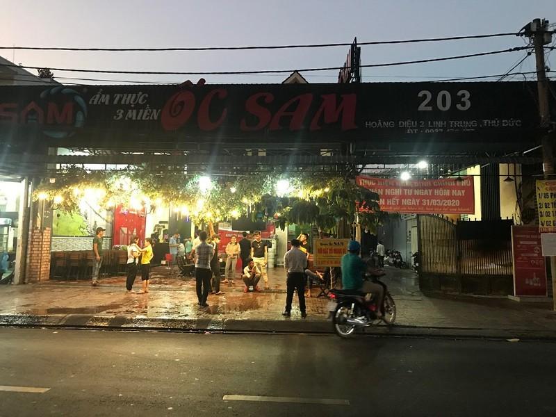 TP.HCM: Phạt đến 10 triệu nếu quán ăn không tạm ngưng - ảnh 1