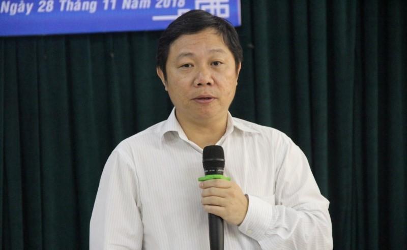Giới thiệu ông Dương Anh Đức làm phó chủ tịch UBND TP.HCM - ảnh 1