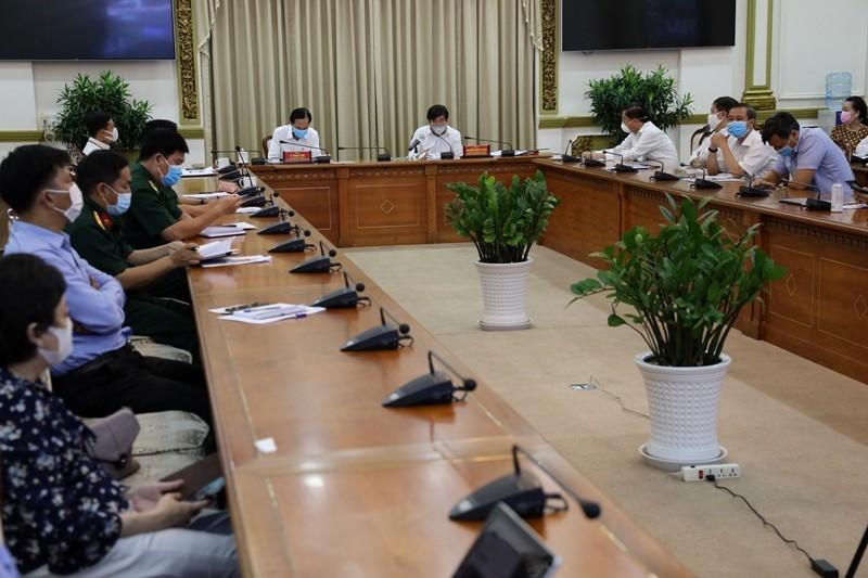 TP.HCM đảm bảo lấp đầy lương thực, hàng hóa phục vụ cho dân - ảnh 1