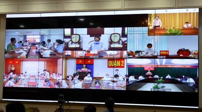 Sở TT&TT TP.HCM đề xuất các giải pháp làm việc trực tuyến - ảnh 1