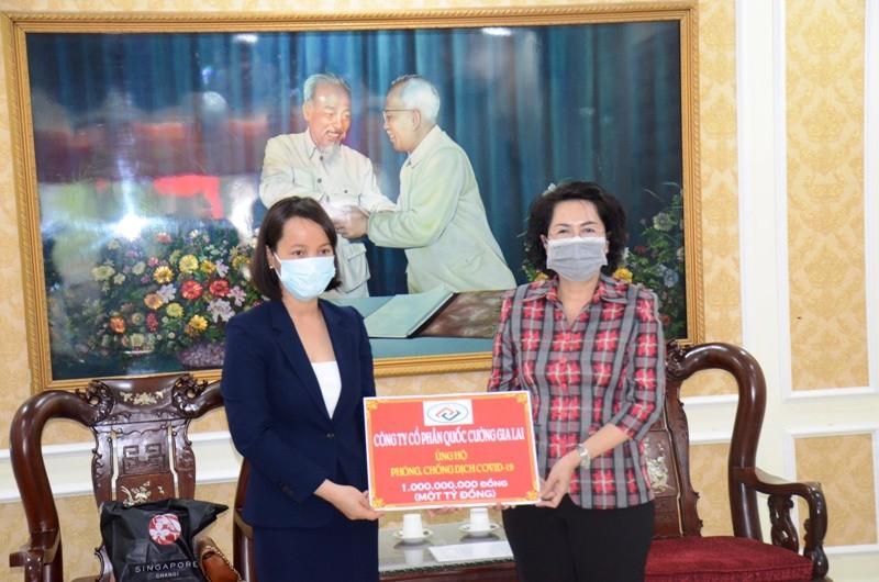 TP.HCM: Hơn 71 tỉ đồng ủng hộ chống dịch COVID-19 - ảnh 1