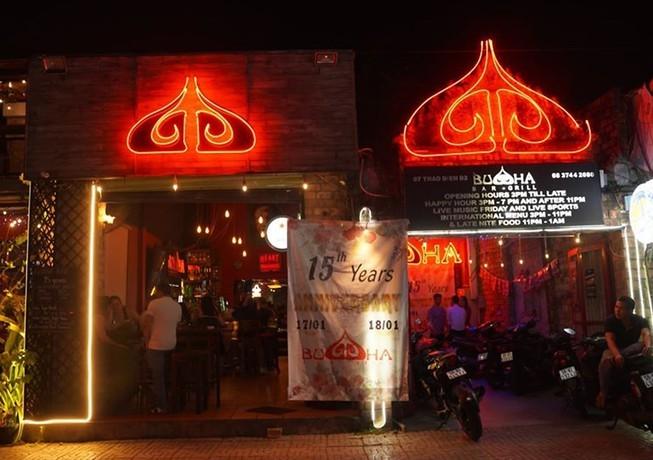 Ổ dịch ở quán bar Buddha do lây lan từ bệnh nhân 91 và 158 - ảnh 1