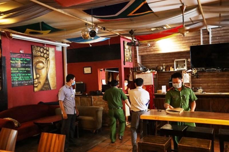 Giải tỏa cách ly quán bar Buddha quận 2 - ảnh 2