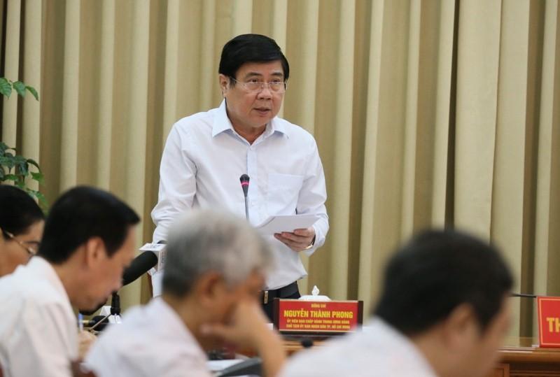 Thủ tướng: Kinh tế TP.HCM không đổ gãy trong dịch COVID-19 - ảnh 2