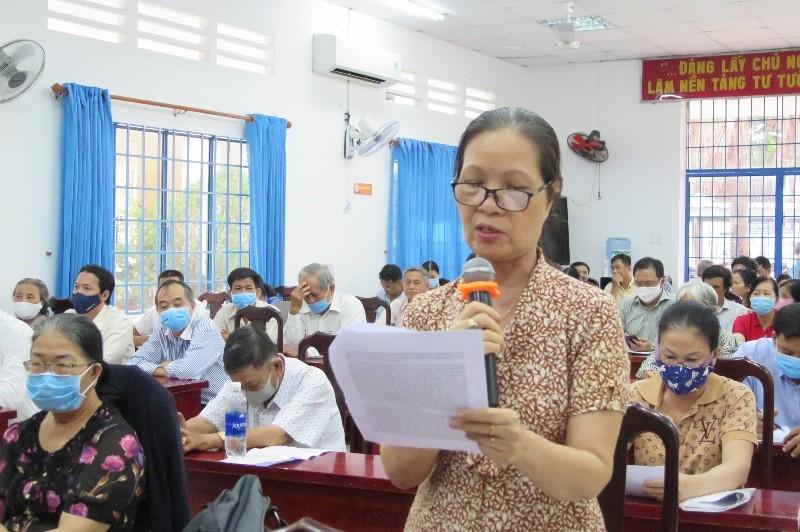 Cử tri TP.HCM kiến nghị Quốc hội xem xét lại vụ án Hồ Duy Hải - ảnh 1