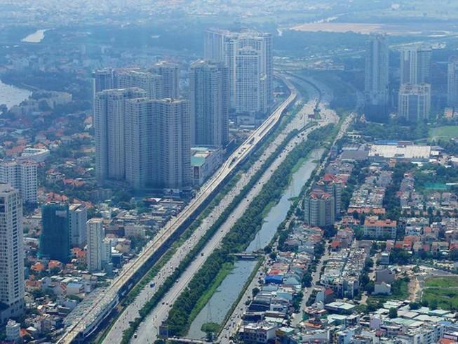TP.HCM trình phương án lập thành phố phía đông  - ảnh 1