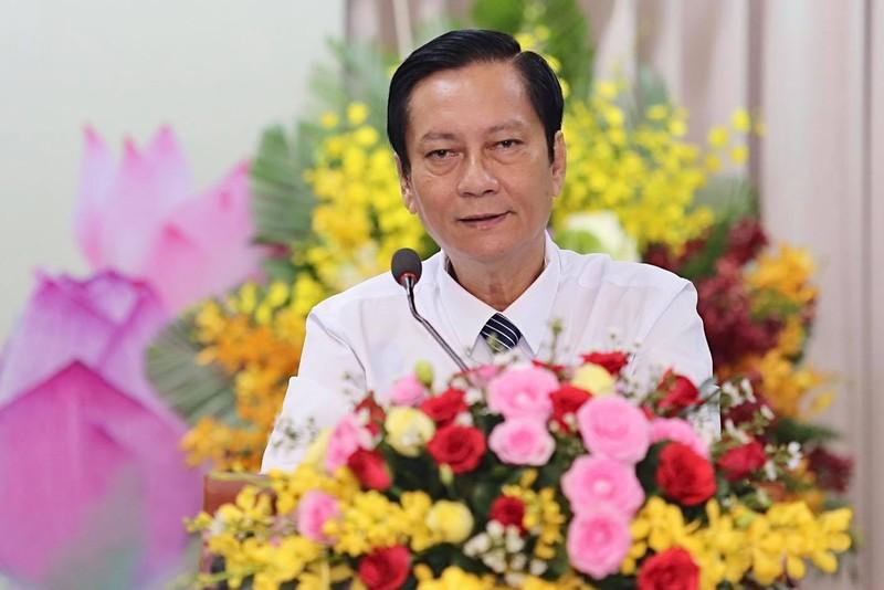 Ông Huỳnh Văn Hạnh tái đắc cử Bí thư Đảng ủy Sở Tư pháp  - ảnh 3