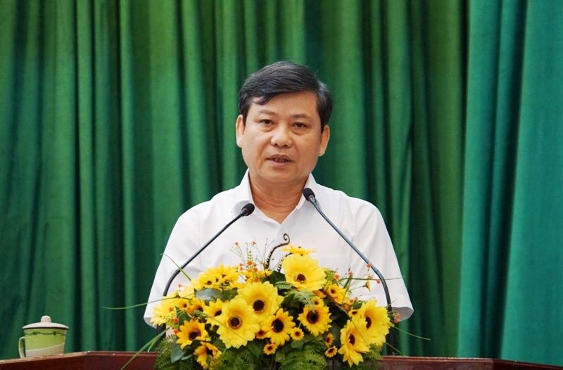 Cử tri tiếp tục hỏi Viện trưởng Lê Minh Trí vụ án Hồ Duy Hải - ảnh 2