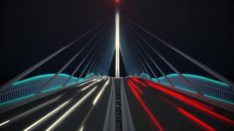 Sẽ khởi công xây cầu Cần Giờ vào năm 2022 - ảnh 1
