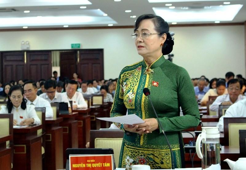 Đại biểu Nguyễn Thị Quyết Tâm nói về khiếu nại ở Thủ Thiêm - ảnh 1