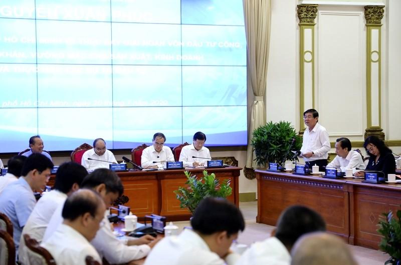 TP.HCM kiến nghị bổ sung hơn 3.600 tỉ đồng cho Metro số 1 - ảnh 1
