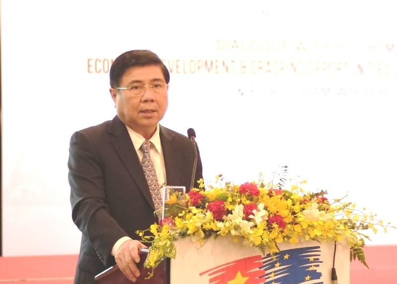 TP.HCM lập Tổ điều phối giải quyết nhập cảnh người nước ngoài - ảnh 1