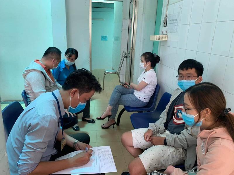 TP.HCM: Gần 5.000 người khai báo về từ Đà Nẵng trong tháng 7 - ảnh 1