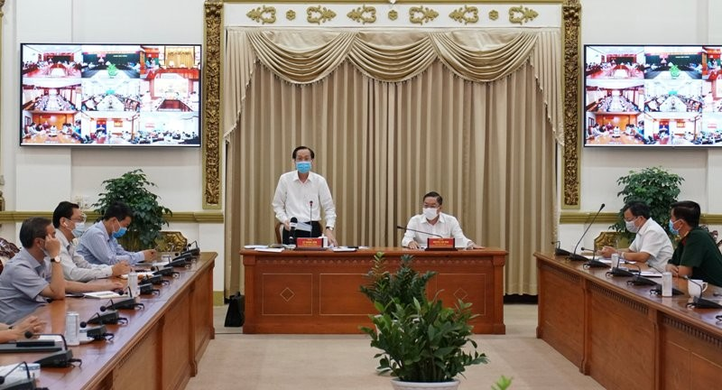 Đề xuất TP.HCM áp dụng Chỉ thị 19 của Thủ tướng về chống dịch - ảnh 2