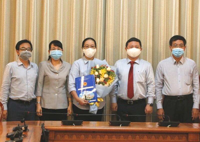 Từ 1-8, UBND quận Tân Phú chỉ còn 1 Phó Chủ tịch điều hành  - ảnh 1