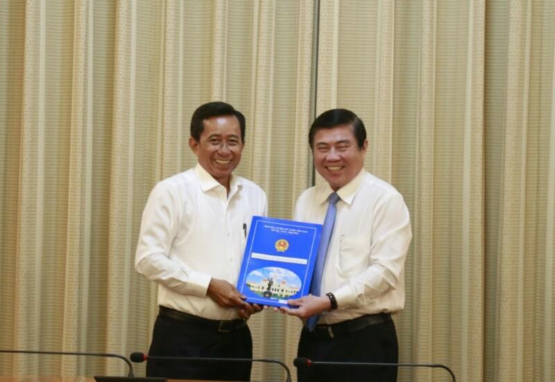 Ông Huỳnh Thanh Nhân làm Giám đốc Sở Nội vụ TP.HCM - ảnh 2