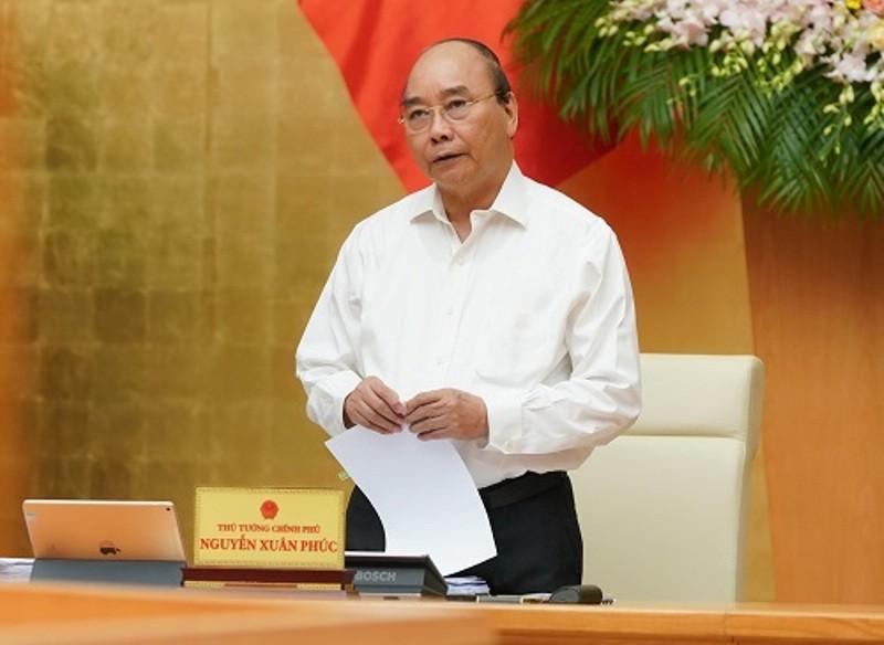 Thủ tướng: Nhiều tín hiệu tích cực về kinh tế trong tháng qua - ảnh 1