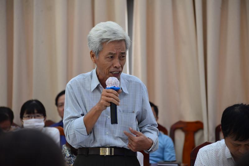 Tướng Phan Anh Minh đề xuất tăng thẩm quyền cho TP Thủ Đức - ảnh 1
