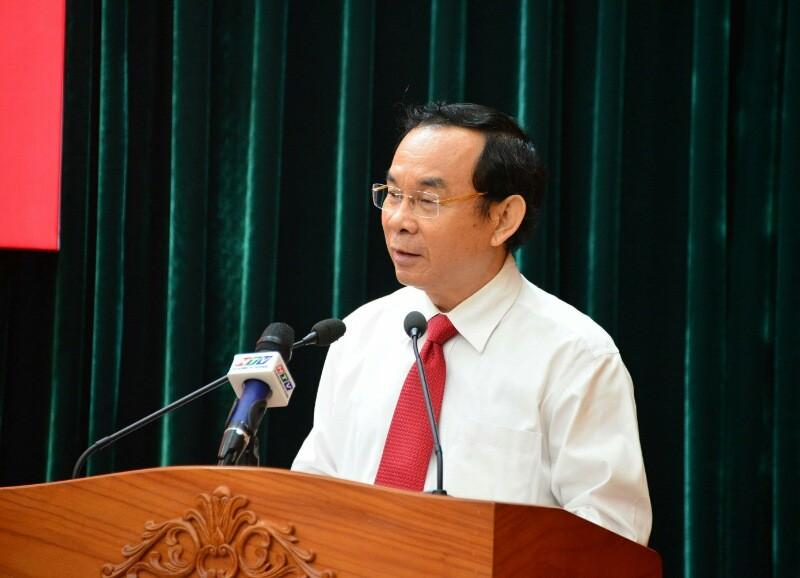 Ông Nguyễn Văn Nên: Rất cảm động khi được phân công về TP.HCM - ảnh 1